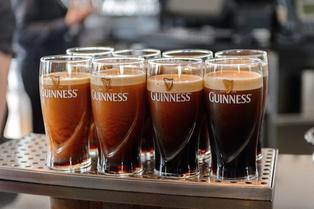 Основные поставки пива Guinness приходятся на Африканский континент