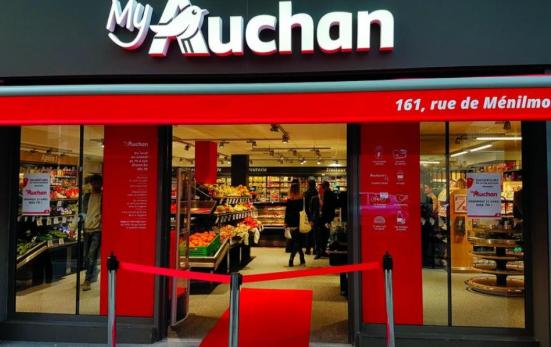 Auchan откроет в своих гипермаркетах временные магазины для брендов