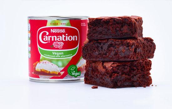 Nestlé запускает в производство веганскую сгущенку