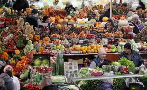 В Україні вже працюють 90% продовольчих ринків – Мінекономіки