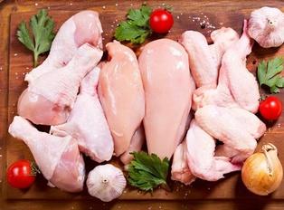 В торговых сетях падают запасы курятины
