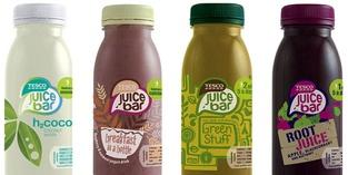 Tesco снизила содержание сахара в напитках собственных брендов
