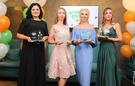 Лучшие мамы Украины получили награды Национальной премии «Мама года»