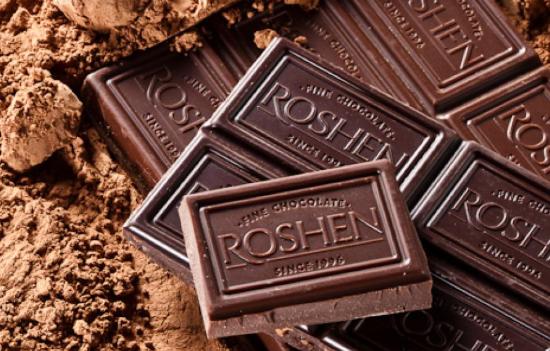 Киевская фабрика Roshen увеличила прибыль в четыре раза