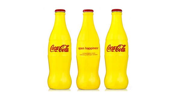 ТОП-6 дизайна бутылки Coca-Cola