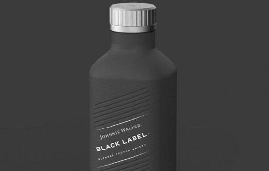 Diageo выпустит виски Johnnie Walker в бумажных бутылках в 2021 году