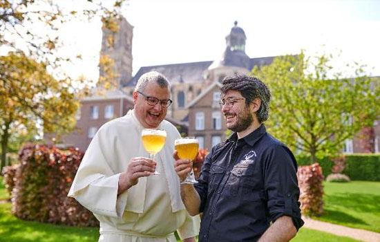 Абатство Гримберген відкриває інноваційну пивоварню
