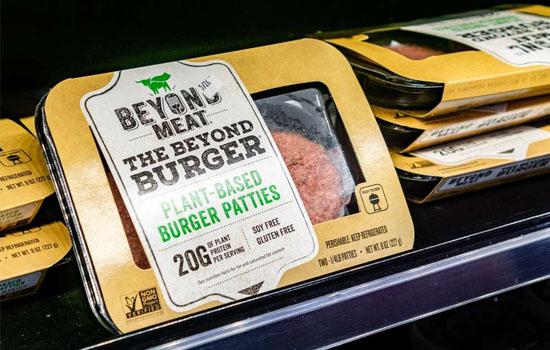 Beyond Meat рассчитывает на большой прорыв этим летом