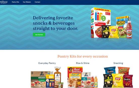 PepsiCo запускает собственные интернет-магазины