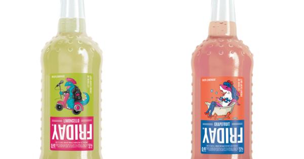 Бренд пивних лимонадів презентував два ексклюзивні смаки для мережі продуктових дискаунтерів