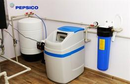 PEPSICO установила системы для очистки воды в киевском городском доме ребенка