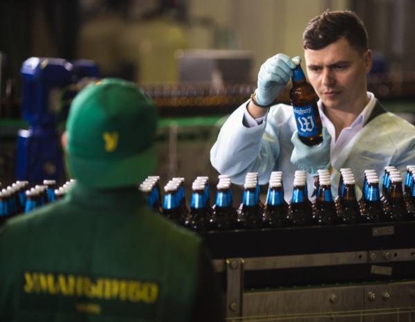 Пивоварня «Уманьпиво» - учасник рейтингу «Українська народна премія»