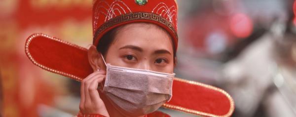 Китай виявив коронавірус вімпортних креветках
