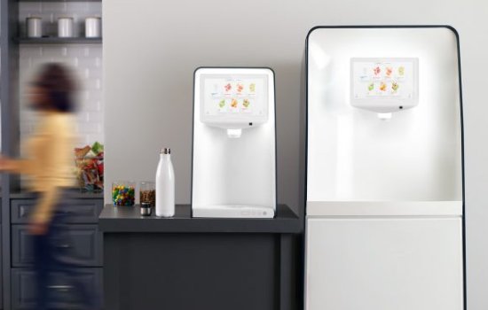 Новые автоматы PepsiCo наливают напитки в тару клиента