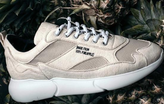 В Голландии создали «веганские» кроссовки