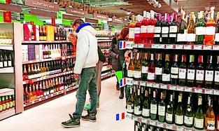 Украина существенно сократила экспорт алкоголя в ЕС
