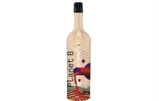 Delhaize Бельгія презентувала вино в картонній пляшці