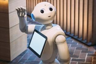 Sharp запускает на рынок интеллектуальные роботы нового поколения