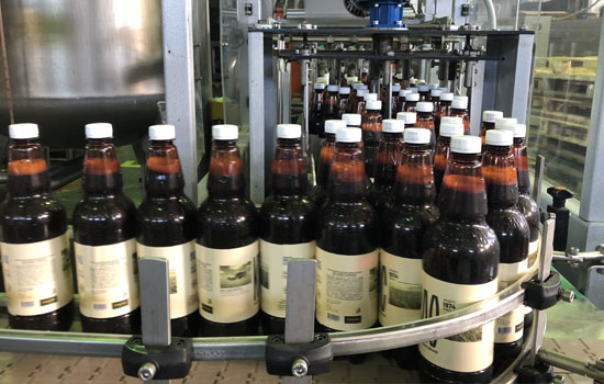 На пивоварне «Уманьпиво» стартовал сезон кваса
