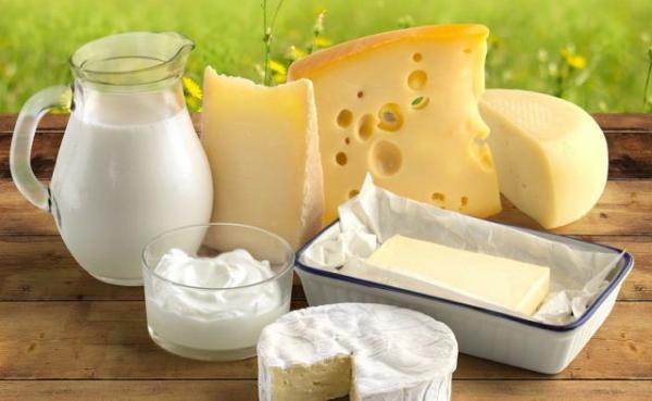 Молочная корзина в Украине продолжает дорожать