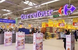 Carrefour тестирует новый формат магазинов