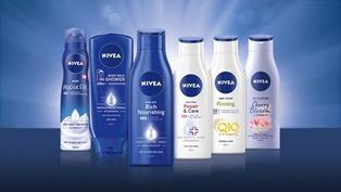 Продажи бренда Nivea выросли на 2,7%