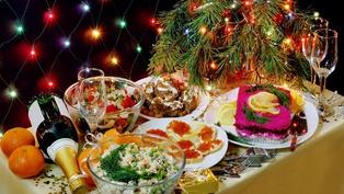 Больше всего на Новый год украинцы потратят на еду и алкоголь