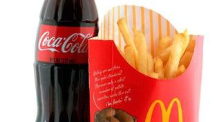 Coca-Cola и McDonald's входят в десятку крупнейших мировых брендов