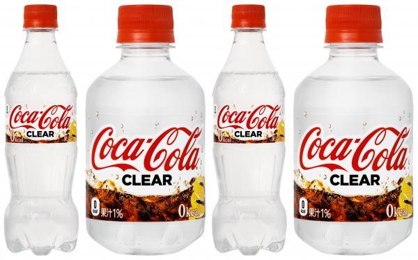 Coca-Cola представила «чистую» версию напитка