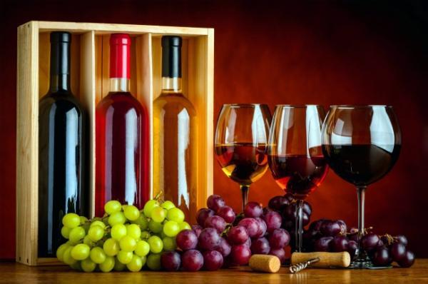 Продажи вин в Украине за первое полугодие выросли на 12%