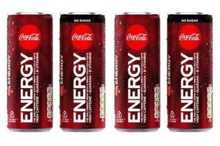 Coca-Cola выпускает собственный энергетический напиток