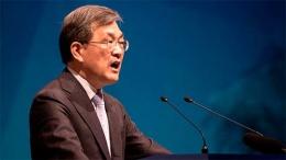 Гендиректор Samsung Electronics ушёл в отставку из-за