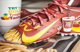 «Макдоналдс» и Nike выпустили кроссовки с картошкой фри