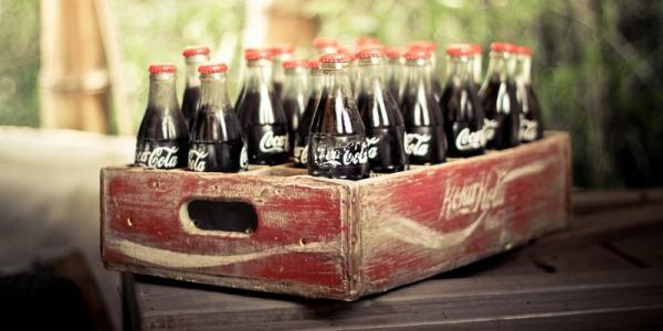 Компания Coca-Cola планирует выпустить свой первый алкогольный напиток