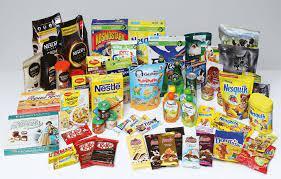 60% продукції Nestle не є здоровою