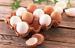 В Украине за год сократилось производство мяса и молока, но выросло яиц